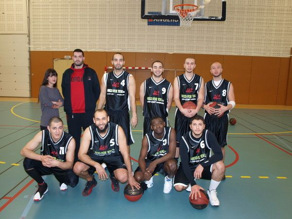 AJR Basket, dernier match de saison.